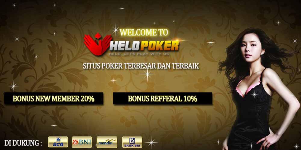 Situs judi IDN Poker Online terbaik
